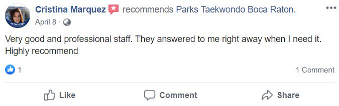 Adult2, Park's TaeKwonDo Coral Springs HQ