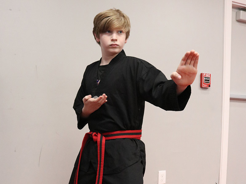 Teens martial arts classes in Coral Springs