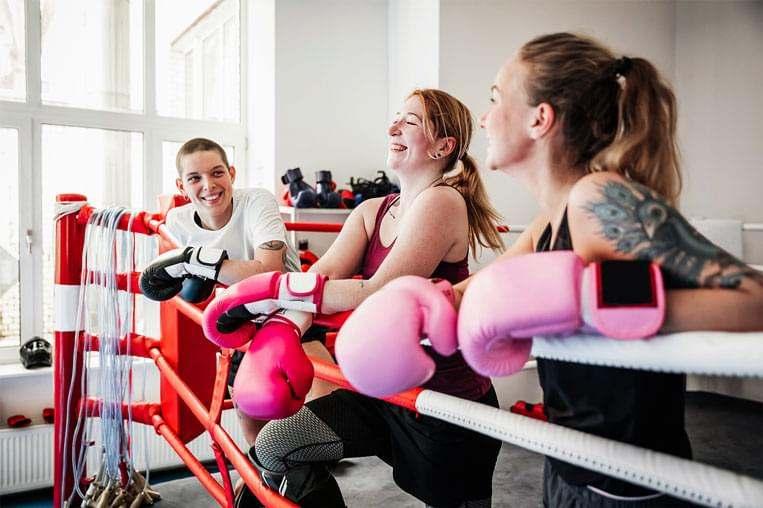 Fitness Kickboxing For Adults Plantation, Park's TaeKwonDo Coral Springs HQ
