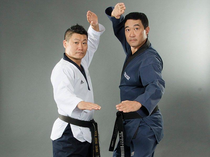 Adult Martial Arts Classes Coconut Creek, Park's TaeKwonDo Coral Springs HQ