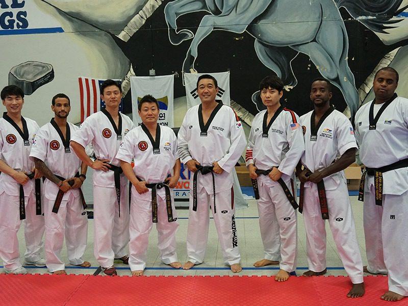 Boca Raton Adult Martial Arts, Park's TaeKwonDo Coral Springs HQ
