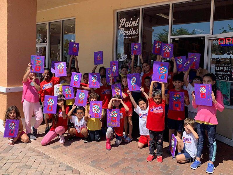 Kids Summer Camp Classes Plantation, Park's TaeKwonDo Coral Springs HQ