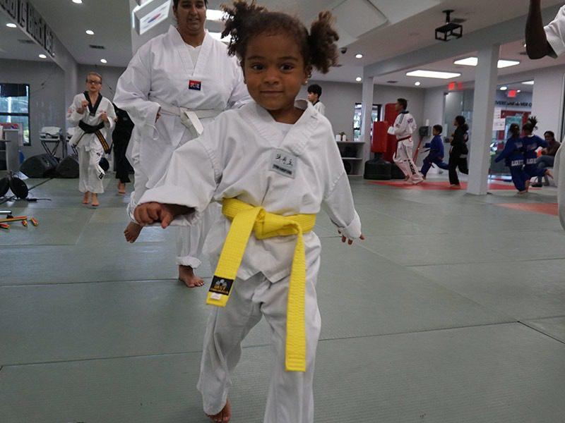Learn Preschool Martial Arts Coconut Creek, Park's TaeKwonDo Coral Springs HQ