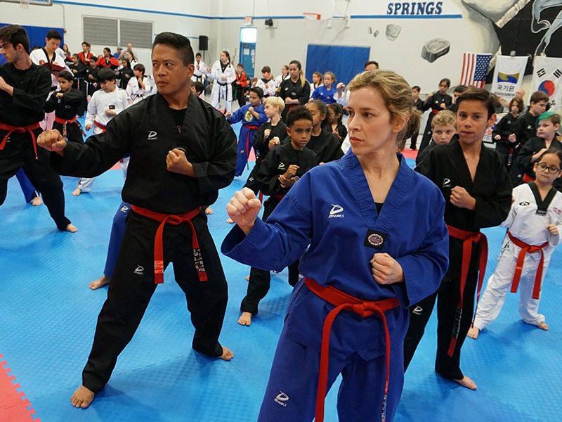 Martial Arts For Adult Coconut Creek, Park's TaeKwonDo Coral Springs HQ