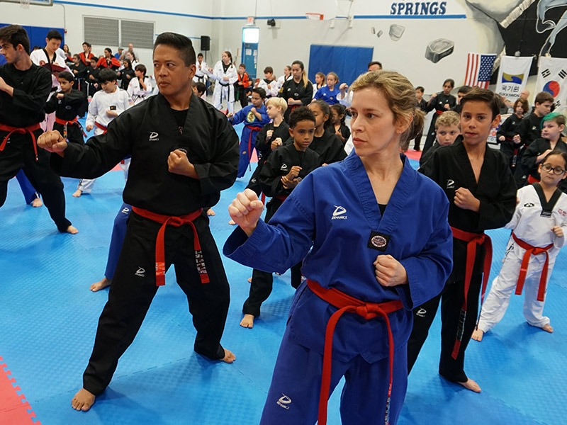 Martial Arts For Adult Coral Springs, Park's TaeKwonDo Coral Springs HQ