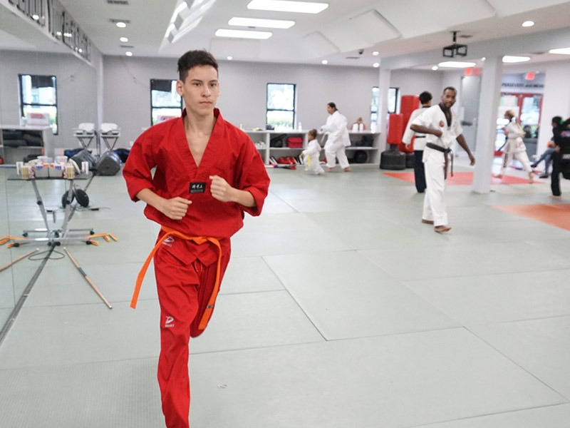 Martial Arts For Teens Lake Worth, Park's TaeKwonDo Coral Springs HQ
