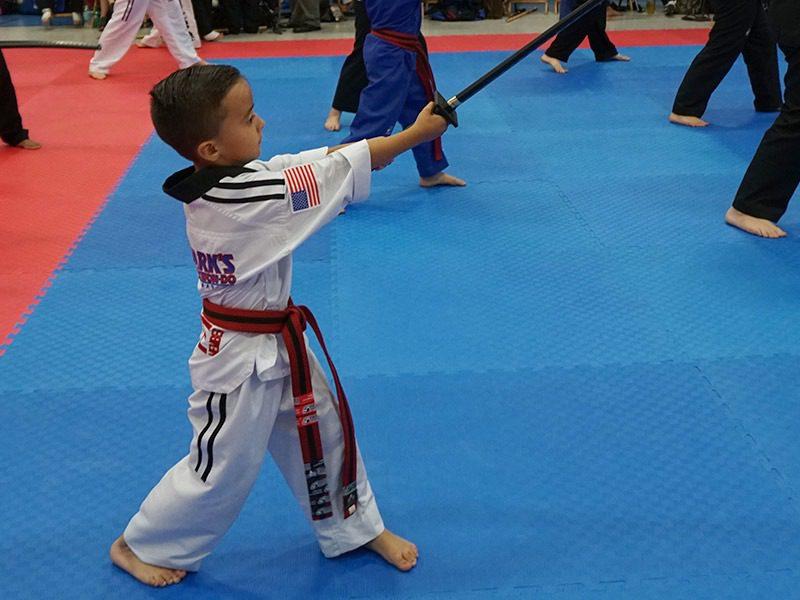 Preschool Martial Arts Classes Boca Raton, Park's TaeKwonDo Coral Springs HQ
